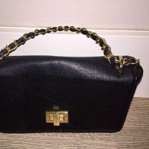 Forever 21 Chain strap black crossbody bag